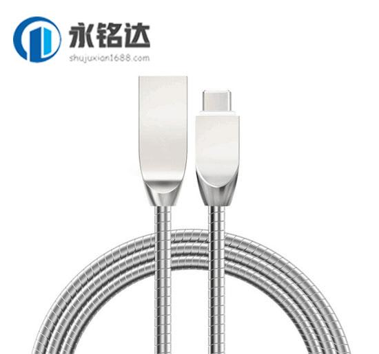 Type-c锌合金弹簧线